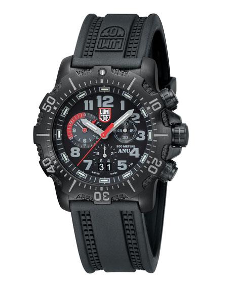 Anu 4200 Series Watch, Black/Gray