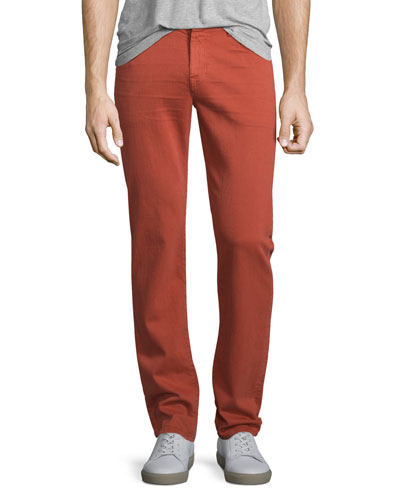 Luxe Performance: Slimmy Cayenne Jeans