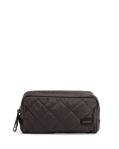 Moncler Quilted Travel Toiletry Kit