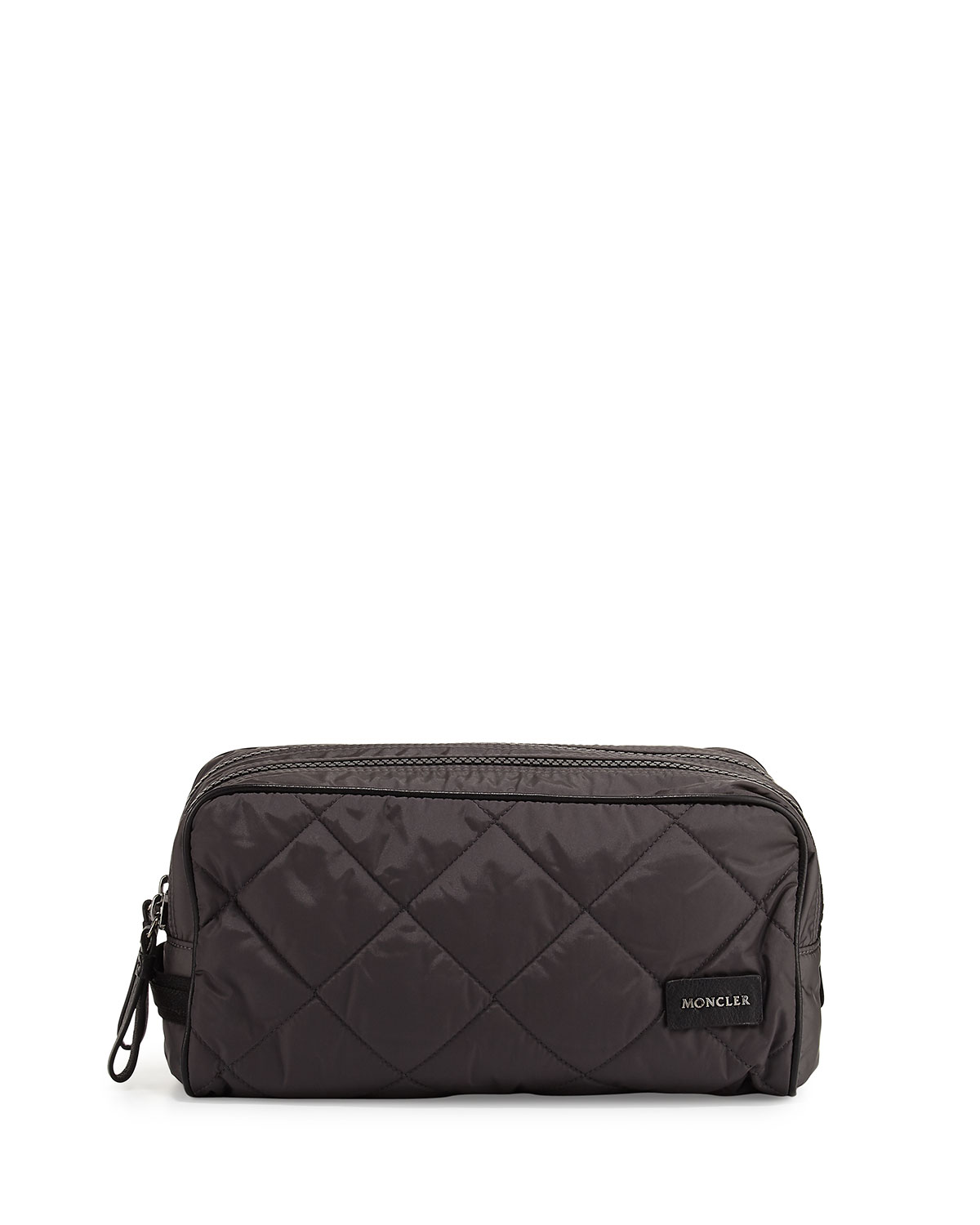 Moncler Quilted Travel Toiletry Kit  cf8843d8ac15d