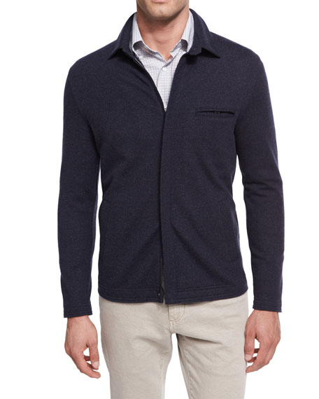 Loro Piana Sweater, Cardigan, and Shirt-Sweater