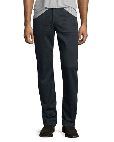 FoolProof Slimmy Slim Straight-Leg Jeans, Industrial Gray