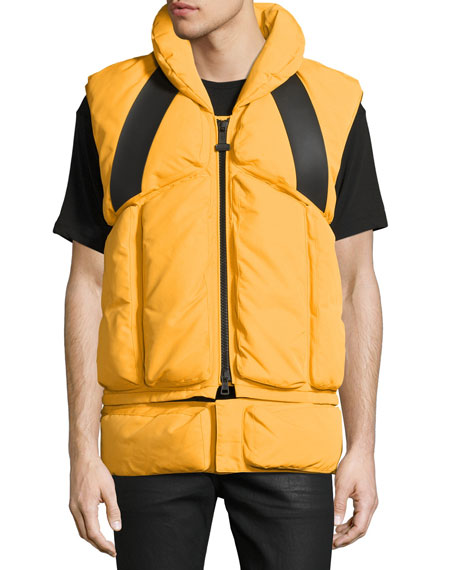 Giverny Water-Repellant Vest