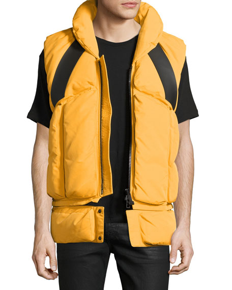 Moncler Giverny Water-Repellant Vest