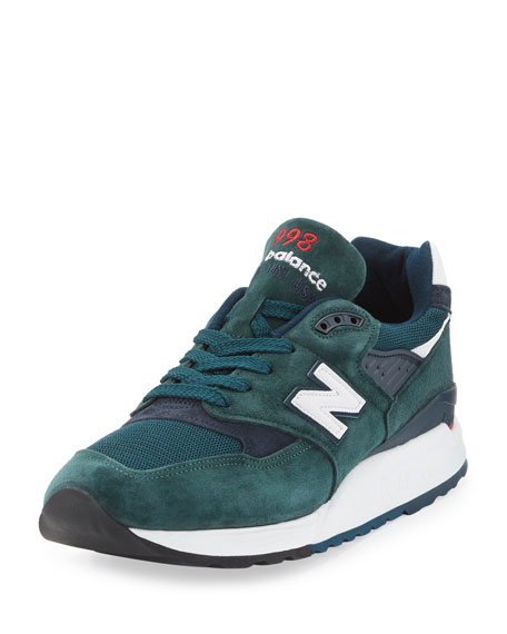 New Balance Men's Age of Exploration 998 Colorblock