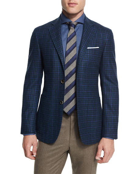 Canali Shirt, Sport Coat, Trousers, & Jacket