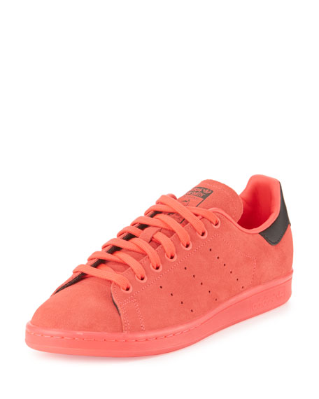 Adidas Men's Stan Smith Suede Sneaker w/Ice Outsole,