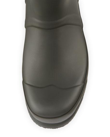 Men's Original Short Boot, Dark Olive