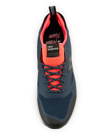 Men's Trailbuster Re-Engineered Outdoor Sneaker, Navy/Pink