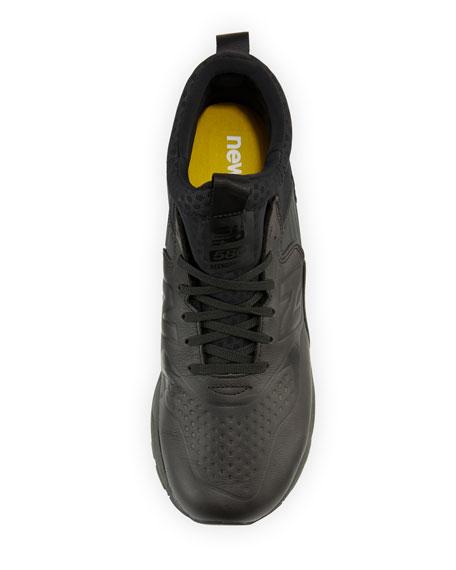 Men's 580 Re-Engineered Outdoor Sneaker, Black