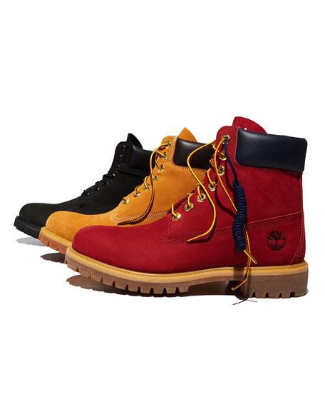 """6"""" Premium Waterproof Hiking Boot, Tan"""