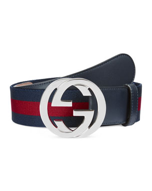 20ac89899 Men's Designer Belts at Neiman Marcus
