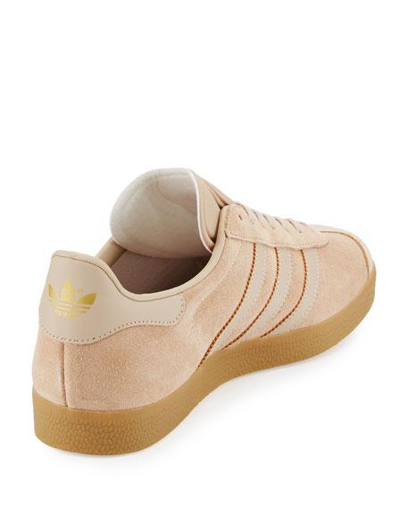 Men's Gazelle Original Suede Sneaker, Clay Brown