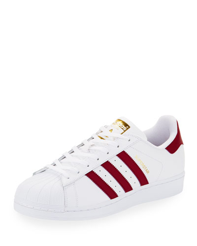 Adidas Shoes Sneakers Red