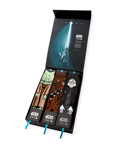 Star Wars The Force 2 Limited Edition Socks, 13-Pack Collector's Box Set
