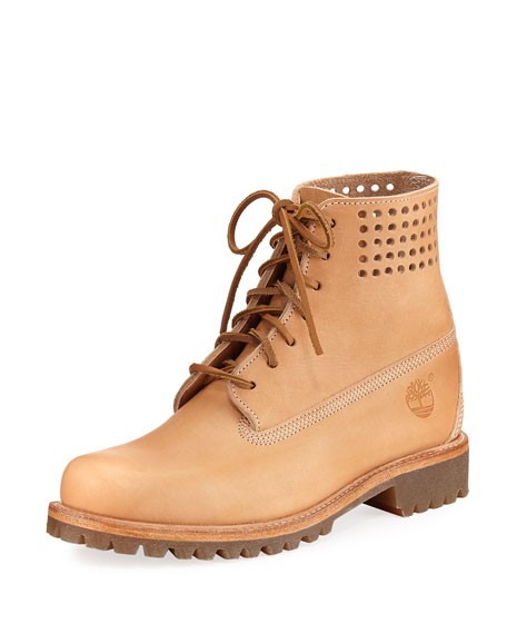 "Limited Edition Bare Naked 6"" Premium Boot, Tan"
