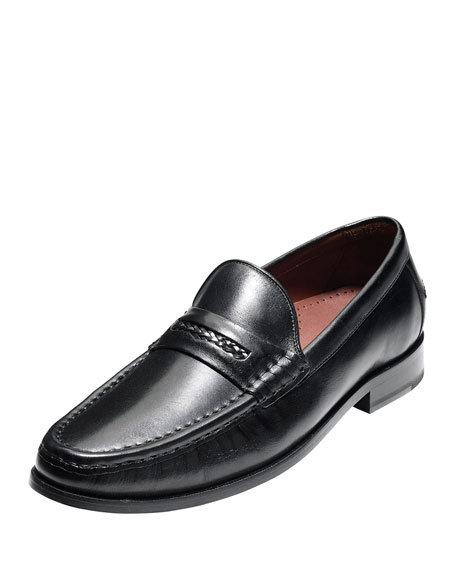 Pinch Gotham Penny Loafer, Black