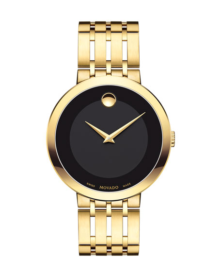 39mm Esperanza Watch, Gold