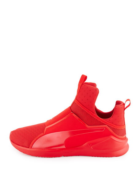 all red puma fierce
