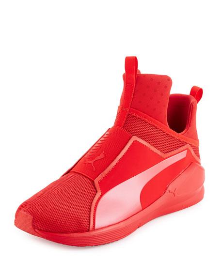 Puma Men's Fierce Core Training Sneakers, Red