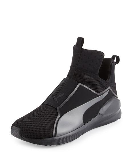 Men's Fierce Core Training Sneakers, Black