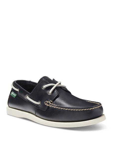 Eastland Kittery 1955 Leather Boat Shoe, Navy
