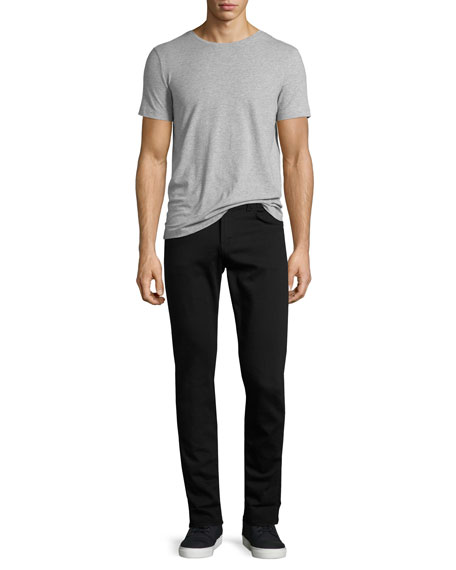 J Brand Men's Tyler Taper-Fit Jeans, Seriously Black