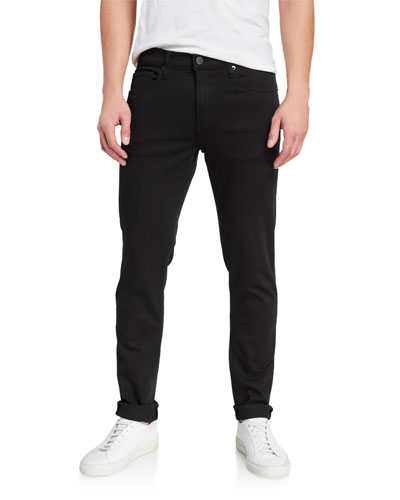 Men's Tyler Taper-Fit Jeans  Seriously Black