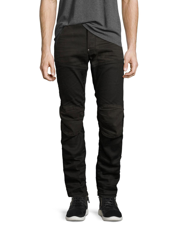 f031f49cef4 G-Star 5620 Elwood 3D Slim Jeans, Slander Dark Aged | Neiman Marcus