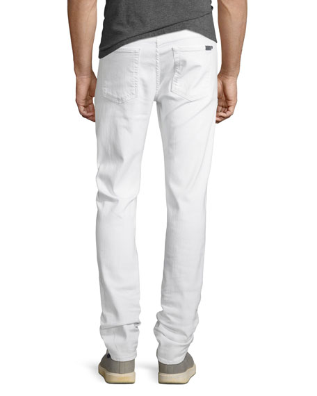 7 For All Mankind Men's Slimmy Slim-Straight Jeans