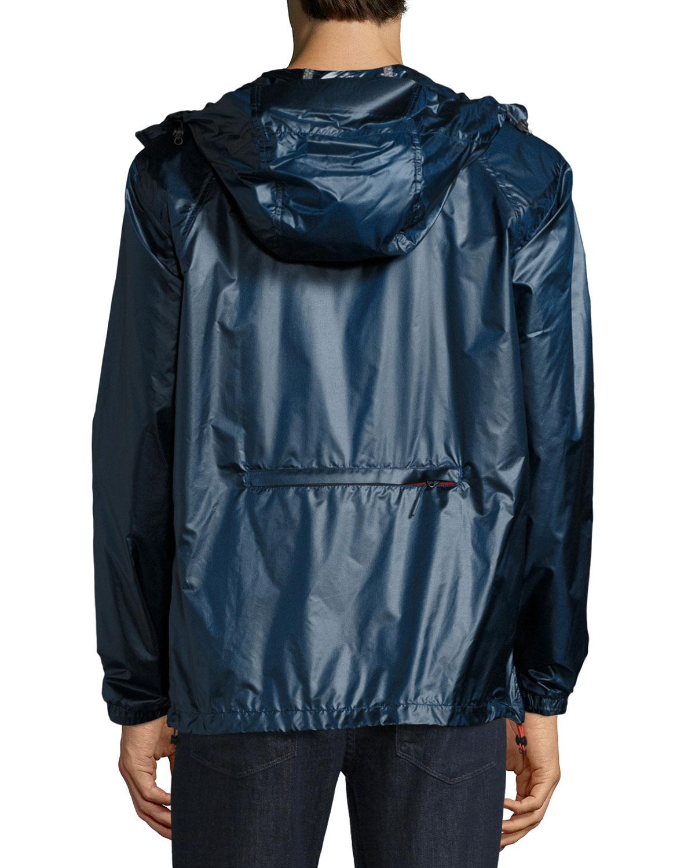 canada goose Raincoats PBI Blue