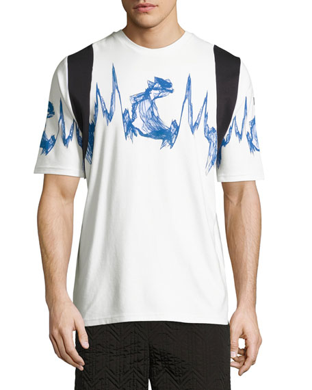 x CR Collection Sonic Wave T-Shirt, White