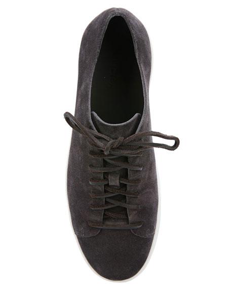 Copeland Raw-Edge Suede Low-Top Sneaker