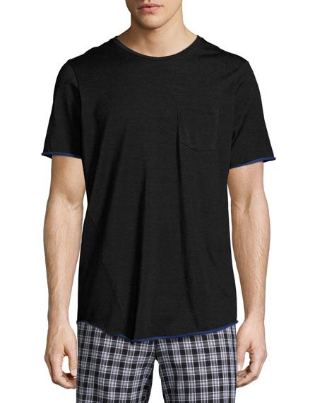 Rag & Bone Combat Crewneck Pocket T-Shirt