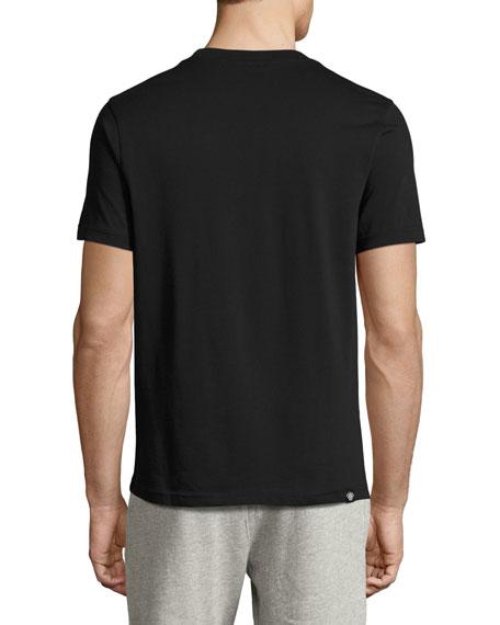 Shady 8-Bit Sunglasses Graphic T-Shirt, Black