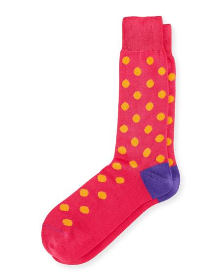 Bright Spot Socks