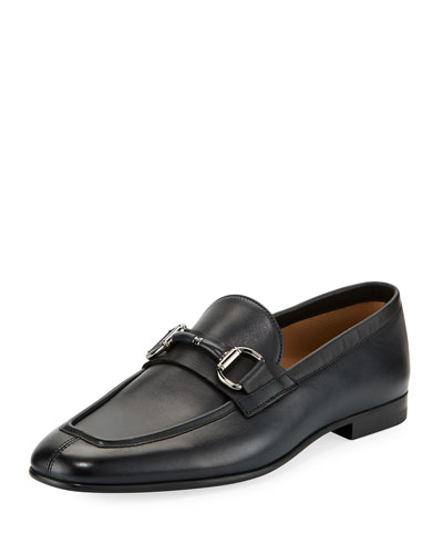 Men's Dress Shoes: Leather & Suede at Neiman Marcus