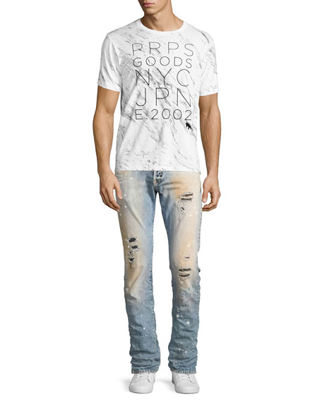 Demon Sculpt Wash Slim-Fit Denim Jeans