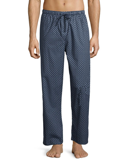 Nelson 58 Cotton Lounge Pants, French Navy