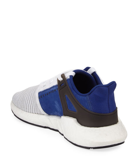 Men's EQT Support ADV 93-17 Sneaker, White/Blue