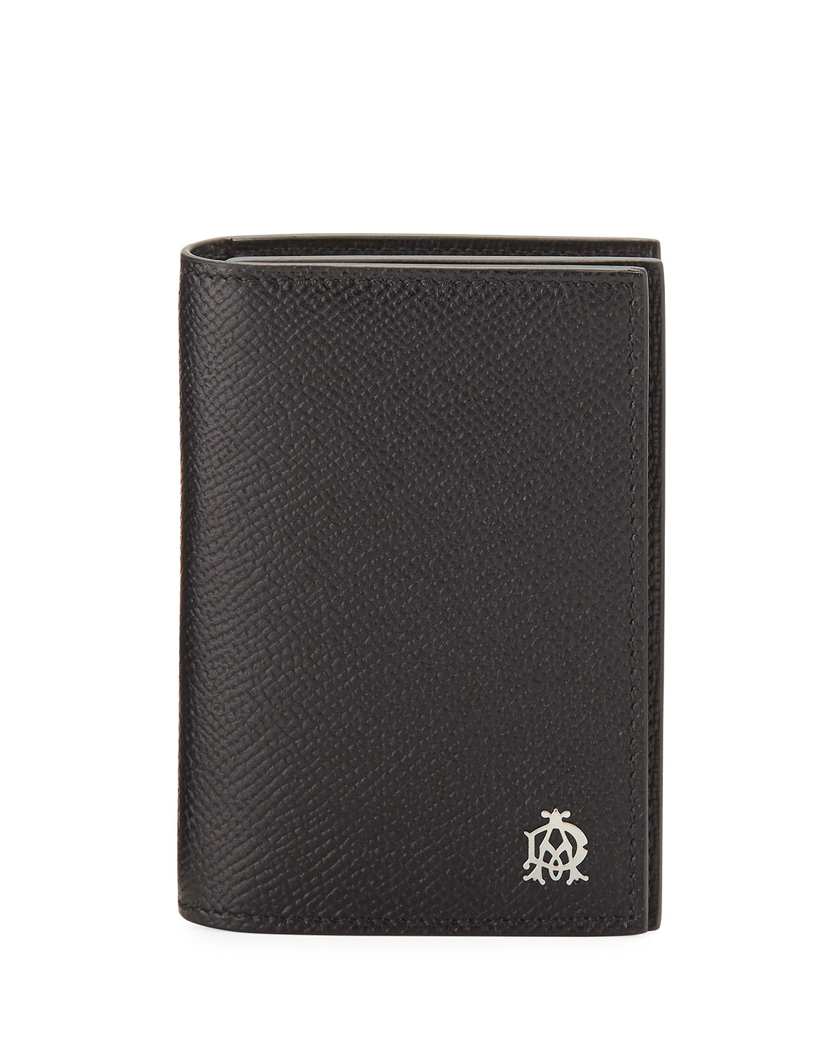 dunhill Cadogan Business Card Case, Black | Neiman Marcus