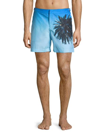 Orlebar Brown Bulldog Palm Reacher Swim Trunks