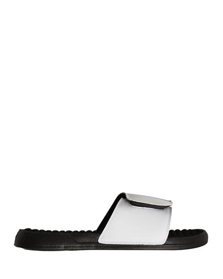 Men's NBA Boston Celtics Primary Slide Sandals, White