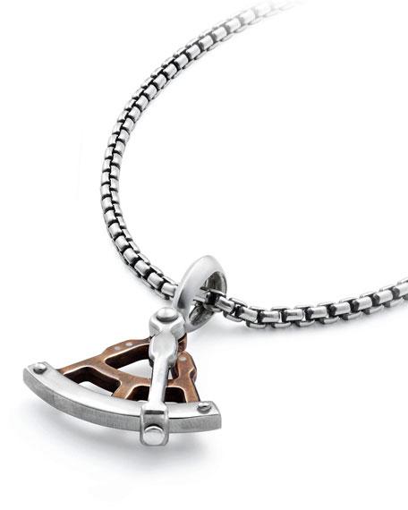 Men's 23mm Maritime® Sextant Amulet