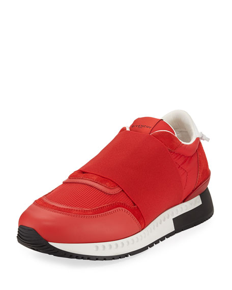 Givenchy Active Elastic-Band Running Sneaker