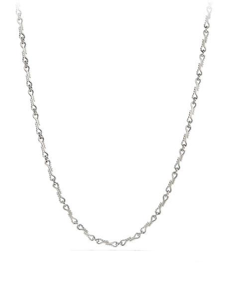 "David Yurman Men's Shipwreck Cable Chain Necklace, 26"""