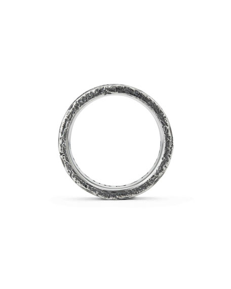 Men's Shipwreck Band Ring, 8mm