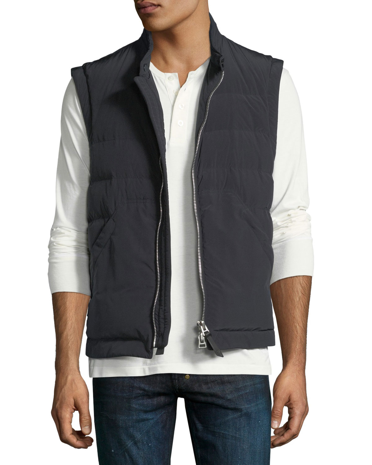 0b0891e89e TOM FORD Quilted Down Vest
