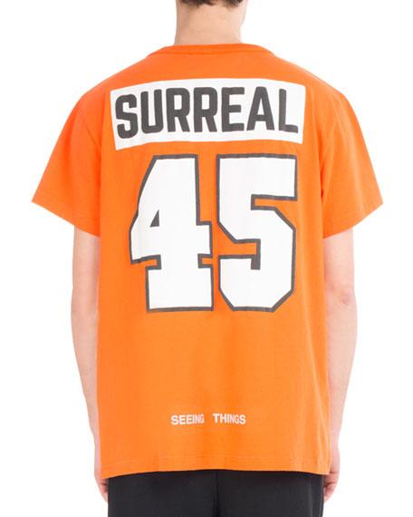 Surreal 45 Cotton T-Shirt