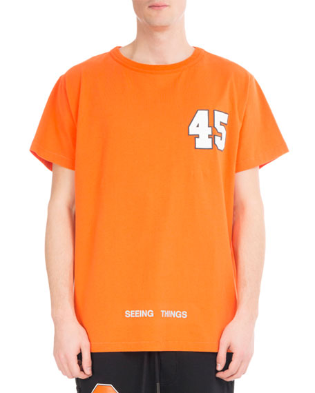 Off-White Surreal 45 Cotton T-Shirt